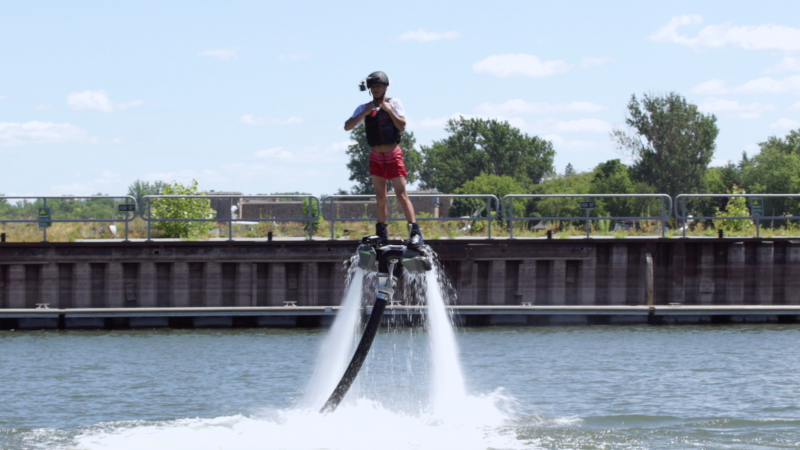 Flyboard's Thumbnail
