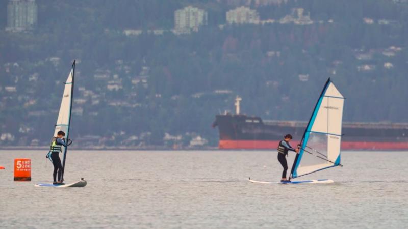 Windsurfing's Thumbnail